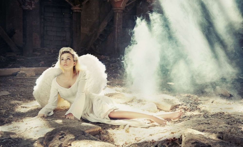 advice for writing a spiritual scenario: feeling and writing like an angel