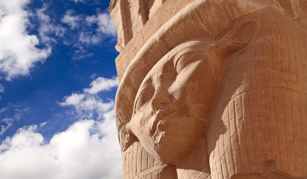 hathor and isis: the great goddesses of ancient egypt