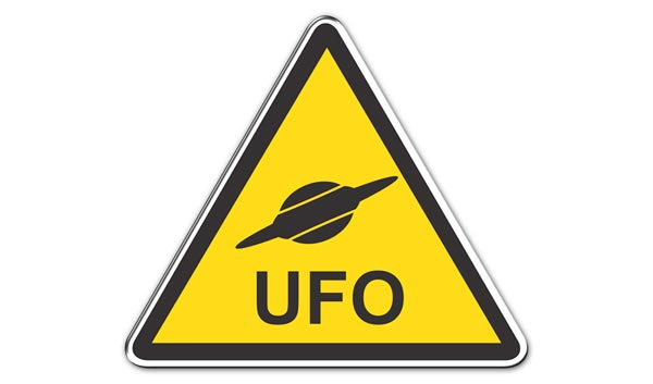 ufos, ufos everywhere