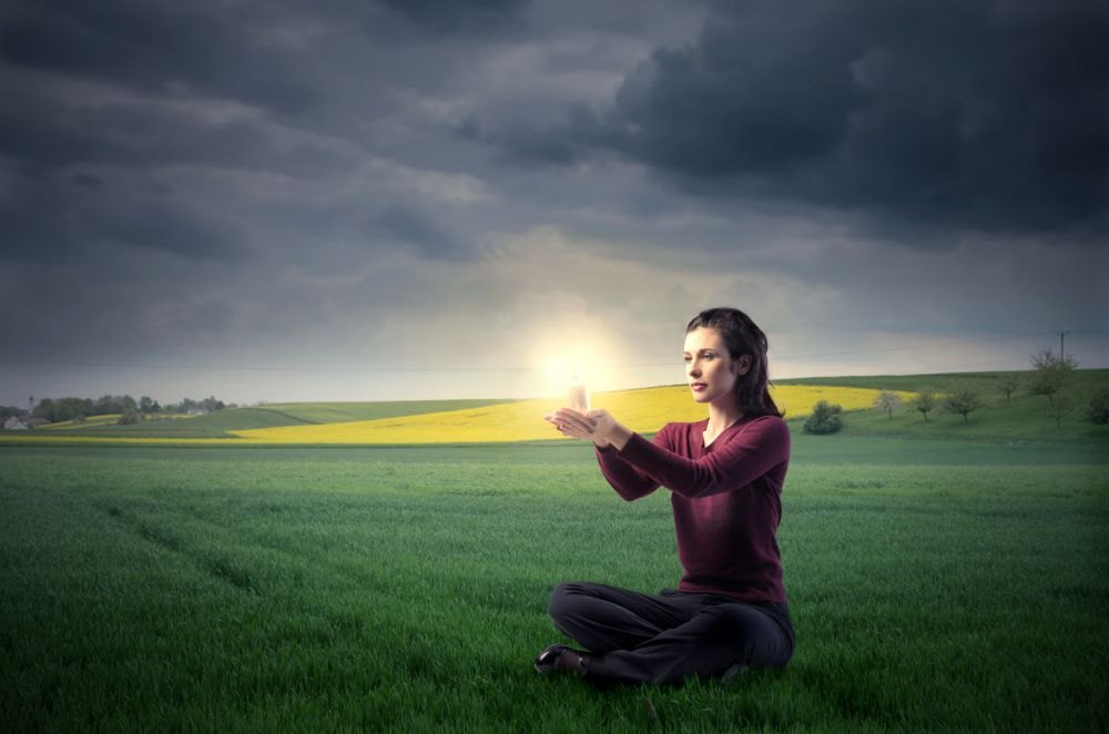 the psychic powers within you