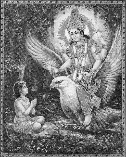 dhruva, the yogi