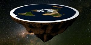 it's incredible to believe the world is not flat
