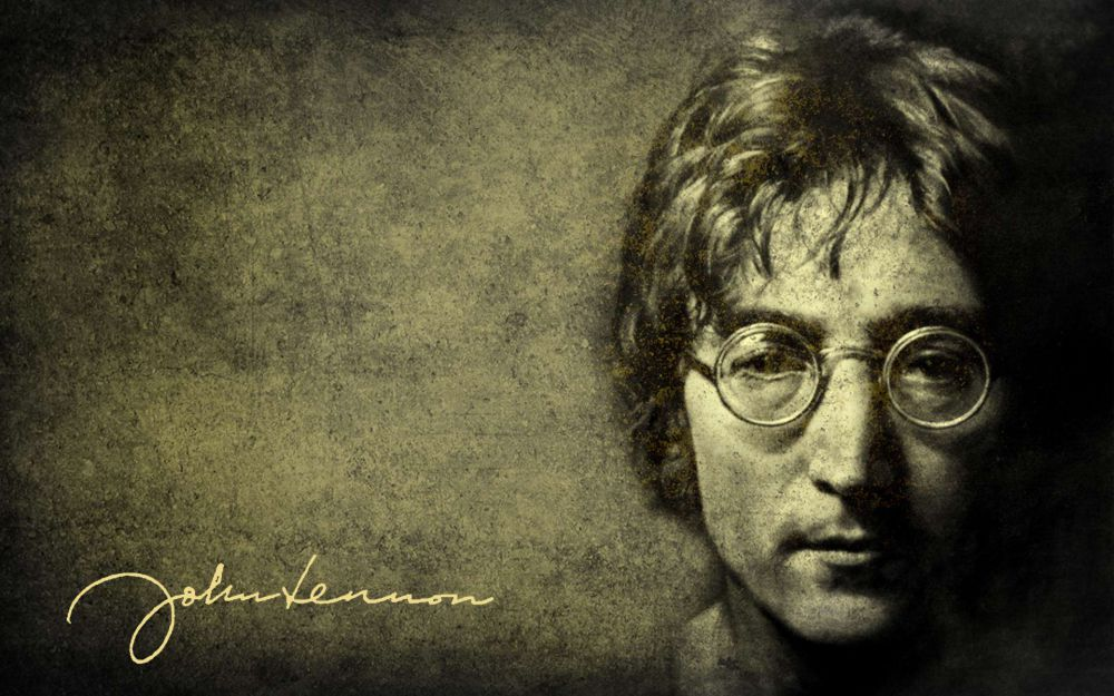 john lennon and my grandma both knew it
