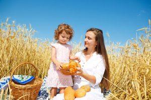 parents' influence on children's nutrition