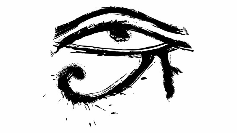 The Eye of Horus: Yet another Tale of Regression Therapy