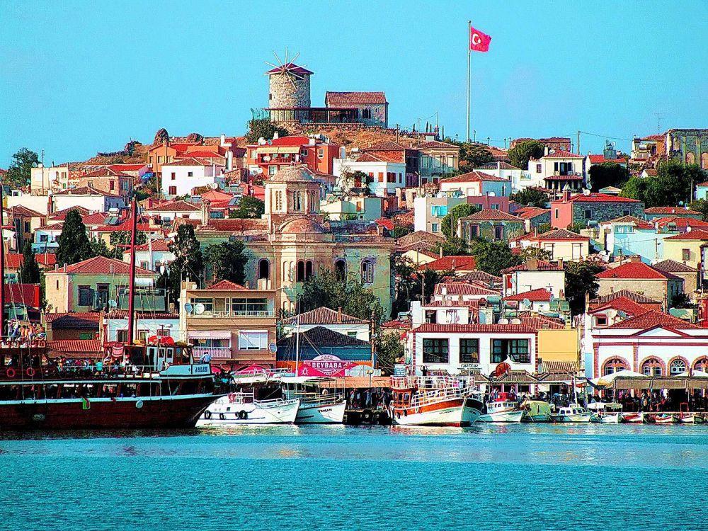 the peaceful address of my soul: ayvalik