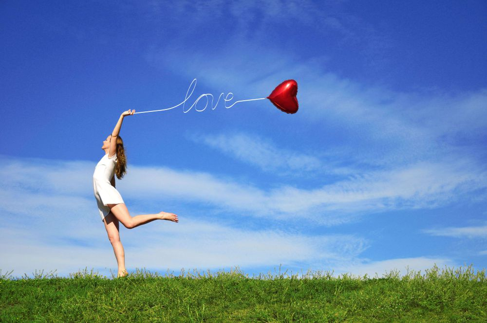 love: thepeak feelingofthe senses
