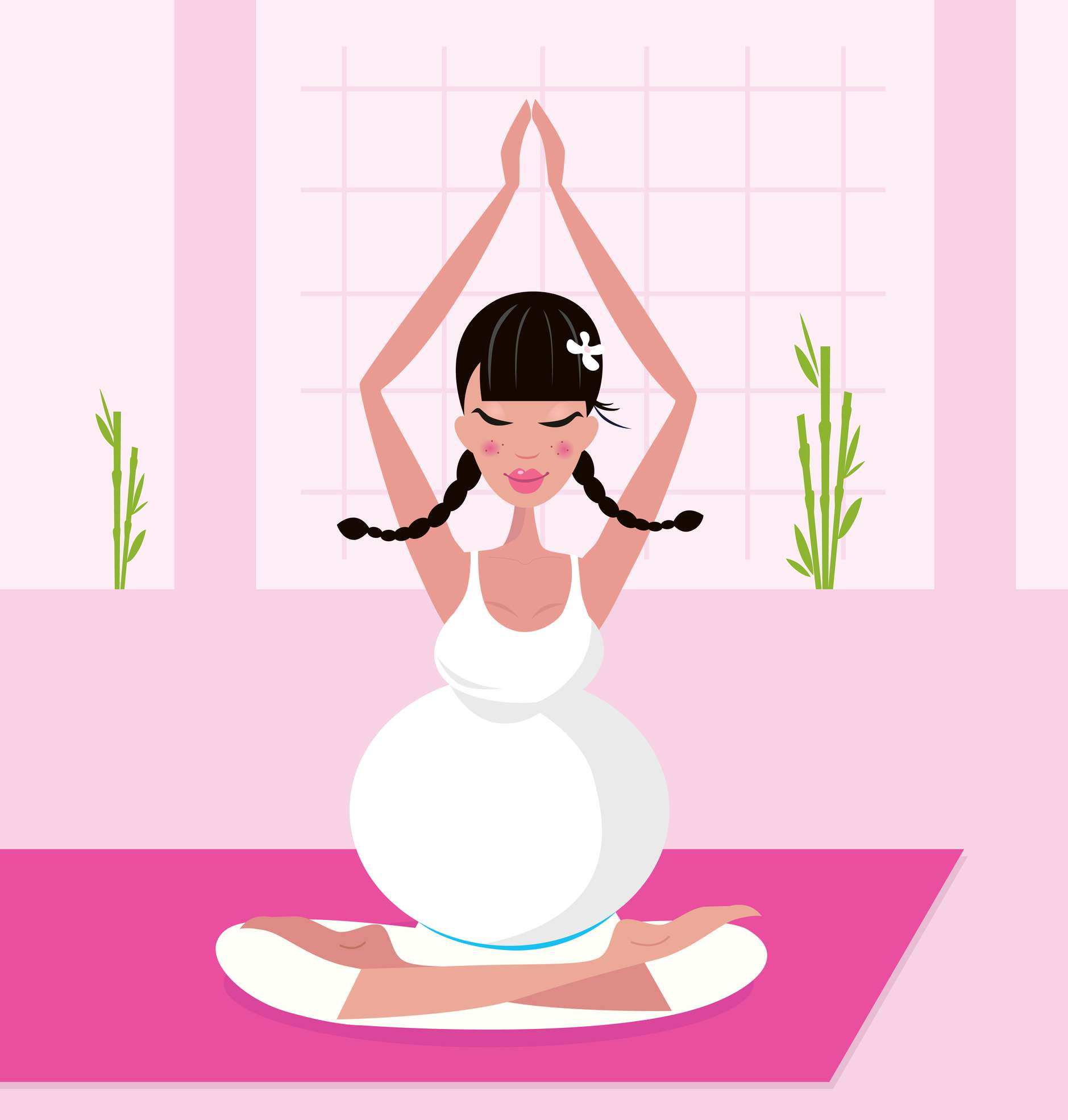pregnancy and breathing relaxation exercises