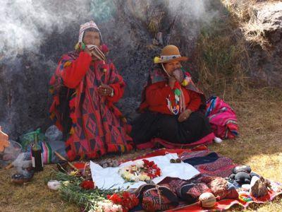 prophecies of the q'ero incan shamans