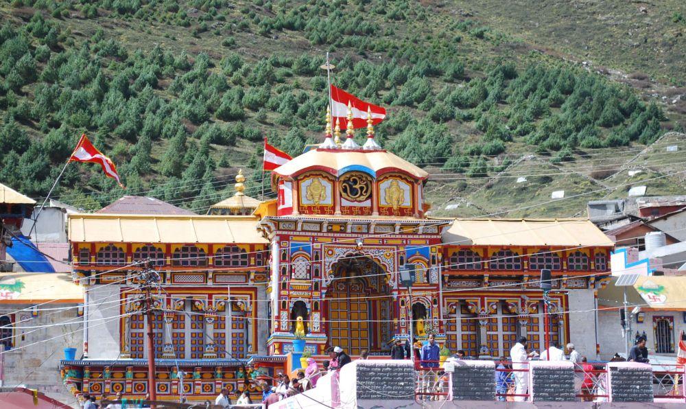 badrinath: a sacred hill