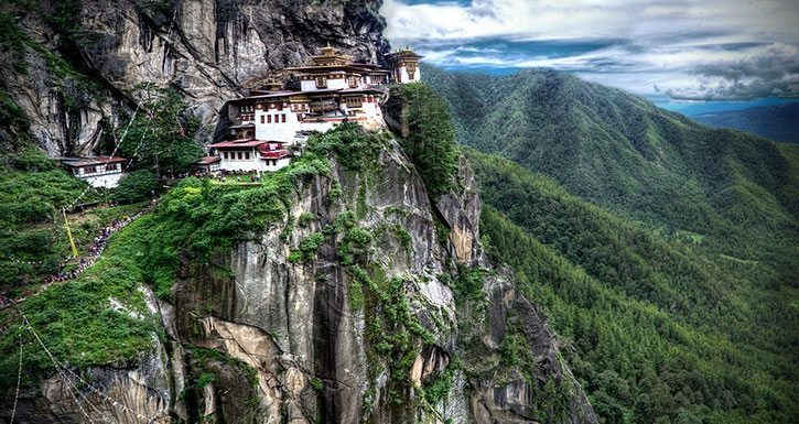 bhutan: heaven on earth
