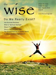 The Wise - Issue 8