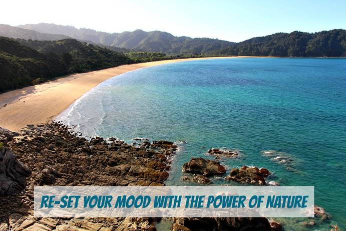 Re-set your Mood with the Power of Nature